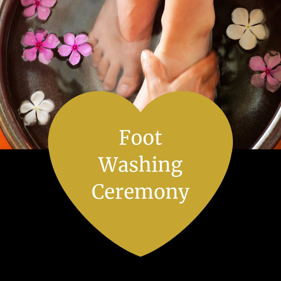 Foot Washing Ceremony Scripts. Marry Me In Indy! LLC  Wedding Ceremony Pro