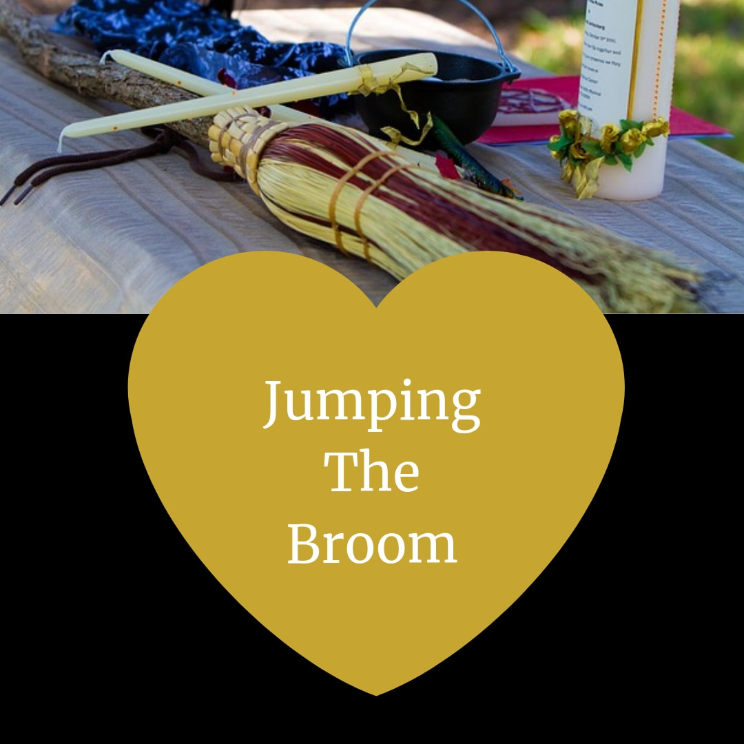 Jumping the Broom Wedding Ceremony Scripts. Marry Me In Indy! LLC Wedding Ceremony Pro