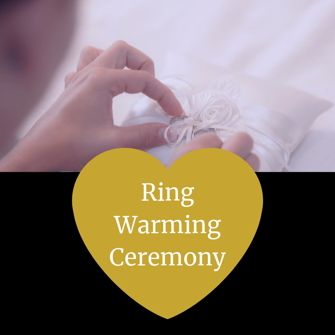 Ring Warming Ceremony Ideas. Wedding Ceremony Pro. Marry Me In Indy! LLC