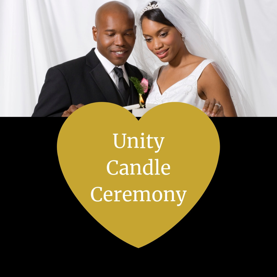 Unity Candle Ceremony Scripts, Marry Me In Indy! LLC, Wedding Ceremony Pro