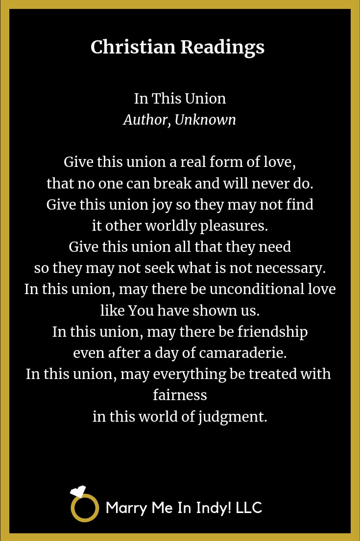 In This Union